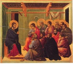 JESUS IN HOUSE