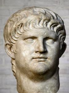 Nero was the Roman Emperor from 54-68AD