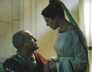 Pilate and wife