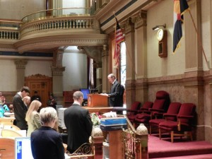 Senate Prayer