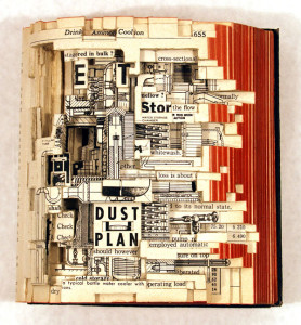 The book art of Brian Dettmer