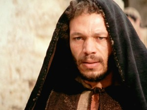 Simon of Cyrene played by Jarreth Merz in 'The Passion of the Christ'