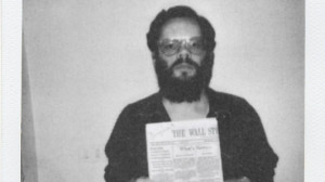 Terry Anderson, held hostage by terrorists in Lebanon from March 16, 1985 to December 4, 1991.