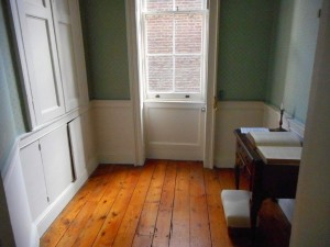 John Wesley's Prayer Closet. City Road, London.